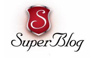 super blog logo