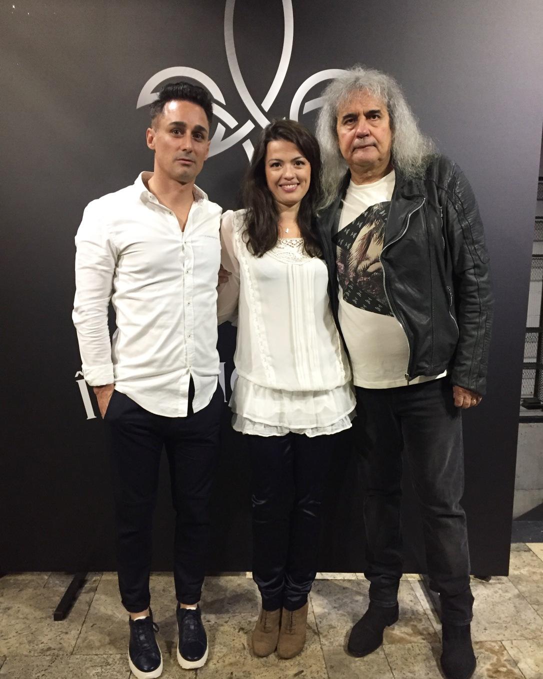 Irninis, Catalin si Cristi Minculescu