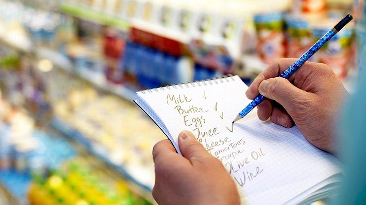 lista cumparaturi